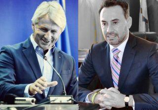 """Ministrul Finanțelor, ironic cu Falcă. Reacția primarului: """"Ironia sa nu mă atinge"""""""