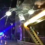 Vântul puternic a provocat pagube în municipiul și județul Arad