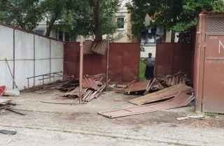 Peste 1.000 de garaje vor fi demolate în municipiul Arad, anul acesta