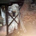 Incendiu la o casă de lângă Secția TBC din Lipova. Pacienții au fost evacuați