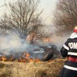O femeie din Căpruța a murit încercând să stingă un incendiu de vegetaţie