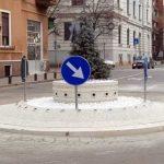 Sensurile giratorii din municipiul Arad vor fi personalizate