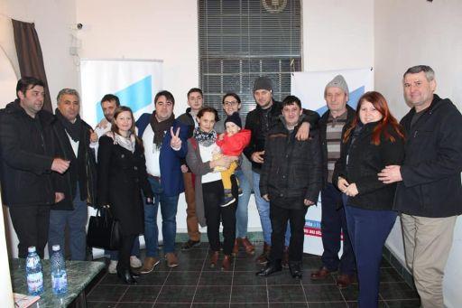 USR Arad are o nouă filială în comuna Buteni