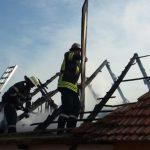 Trei incendii într-o zi, în județul Arad