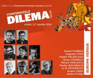 Andrei Pleșu și-a anulat participarea la Conferințele Dilema Veche de la Arad