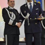 Serviciul de Investigații Criminale din cadrul IPJ Arad, premiat pentru merite deosebite