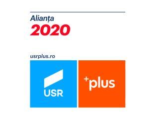 Alianţa USR-PLUS a depus la BEC lista candidaţilor la europarlamentare