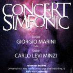 Simfonii de Brahms și Ceaikovski, pe scena Filarmonicii de Stat Arad