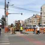 Compania de Apă anunță: Continuă lucrările de reabilitare a reţelei de canalizare pe Calea Aurel Vlaicu