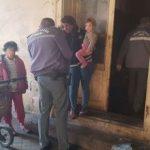 Persoane din alte județe, care locuiau ilegal în Aradul Nou, evacuate dintr-un imobil