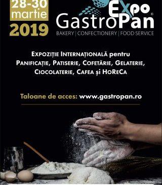 Începe GastroPan, expoziția anului în panificație, cofetărie și HoReCa