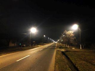 """Primul proiect """"smart street lighting"""" al E.ON a fost finalizat în judeţul Arad, la Frumuşeni"""