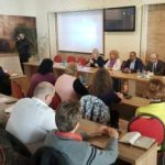 Instruire cu primarii și secretarii unităților administrativ-teritoriale din județul Arad