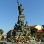 Sute de maghiari au fost prezenţi la manifestările comemorative din Parcul Reconcilierii