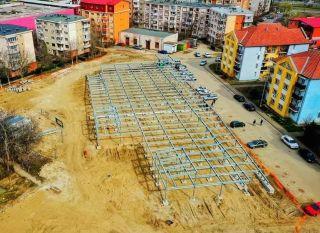 """Primăria anunță: Proiectul """"Regenerare urbană"""" avansează semnificativ"""
