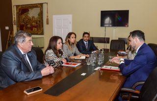 Ambasadorul Tunisiei vrea să aducă forță de muncă în Arad