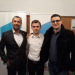 Un elev este președintele filialei USR din Vărădia de Mureș