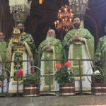 Duminica Floriilor la Mănăstirea Hodoş-Bodrog