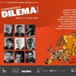 Conferințele Dilema veche, la Arad. PROGRAM