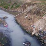 Compania de Apă, amendată cu 50.000 lei pentru poluarea canalului Mureșel