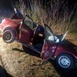 UPDATE Accident pe DN 79, între Șimand și Chișineu Criș. Un tânăr de 22 de ani a murit