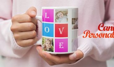 Cinci motive sa oferi un cadou personalizat