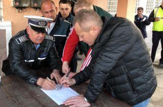 Braconier condamnat pentru tentativă de omor, căutat de polițiști, jandarmi și pădurari