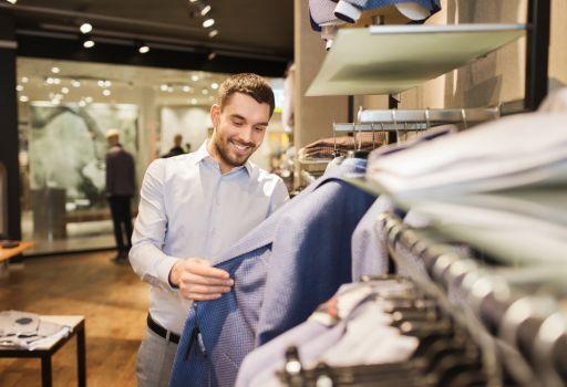 Pentru barbati: 5 motive pentru care trebuie sa mergi la shopping in aprilie