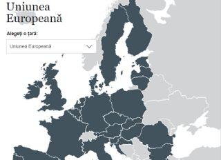 Parlamentul European a lansat un site dedicat rezultatelor alegerilor europene