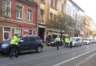 Taximetriștii din municipiul Arad, controlați de polițiștii locali