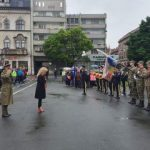 """Manifestări omagiale în Piața """"Avram Iancu"""", de 9 Mai"""