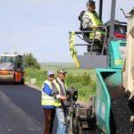 Modernizarea drumului Neudorf – limită de judeţ Timiş, finalizată în iunie