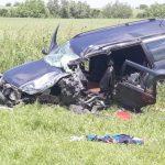 Accident în apropiere de Șiria. Cinci persoane au fost transportate la spital
