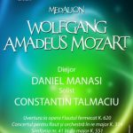 Medalion Wolfgang Amadeus Mozart, la Filarmonica de Stat Arad