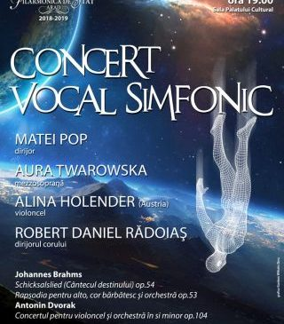 Invitați speciali la Filarmonica de Stat Arad