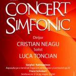 Primul concert din luna mai, la Filarmonica de Stat Arad