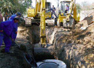 Reţelele de apă şi canalizare din Ineu, Pâncota, Şiria şi Galşa au fost modernizate cu bani europeni