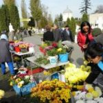Ziua Morților. Amplasamente pentru comerţul cu flori, în municipiul Arad