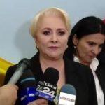 """Dăncilă: """"Nici mie, nici colegilor mei nu ne este teamă să venim la Arad"""""""