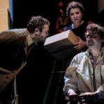 Spectacol arădean, pe scena Festivalului Internațional de Teatru Scurt de la Oradea