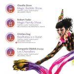 """Festivalul de Teatru-Circ """"Fantasticoo"""", ediția a V-a, la Arad. PROGRAM"""
