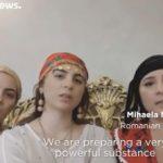 Vrăjitoarele din România: Vom arunca o substanţă puternică asupra clădirii Guvernului în ziua alegerilor