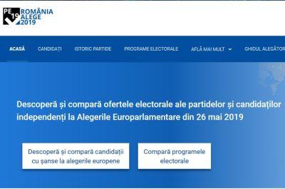 romania-alege.ro. 38 de candidaţi eligibili cu probleme de integritate