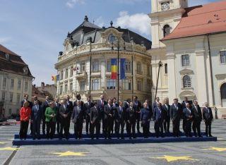 Liderii UE au adoptat Declaraţia de la Sibiu. VEZI textul documentului