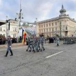 Momentul în care a fost instaurată administrația românească în Arad, reconstituit după 100 de ani