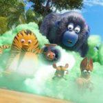 """Animația """"Patrula junglei"""", pe marele ecran, la cinematograful din Grădiște"""