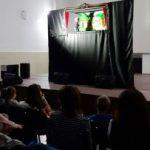 """Teatru de păpuși """"Cenușăreasa"""", la cinematograful din Grădiște"""