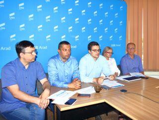 USR organizează alegeri preliminare pentru desemnarea candidatului la Primăria Arad