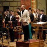 Orchestra Română de Tineret, dirijată de Cristian Mandeal, la Arad