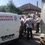 Polițiștii locali au capturat 22 de câini din Grădiște